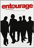 Pack Entourage - Temporadas 1-4 [DVD]