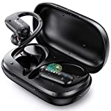 Wireless Earbuds,Bluetooth Headphones with Charging Case, Mini in Ear Earphones Premium Stereo Sound Headset, Built-in Mic,for Android iOS