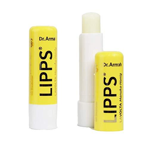 Dr. Armah Lavolta Manuka-Honig Lipps Duo 2 x 4.6g - Mit Sheabutter und kostbarem Manuka Honig