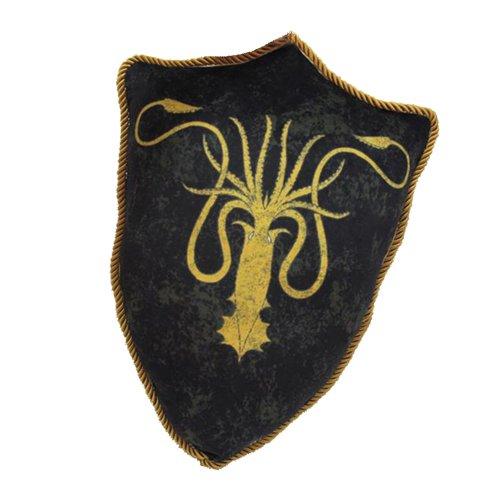 Star Images Jeu de Game of Thrones Greyjoy Kraken Taie d'oreiller en Peluche