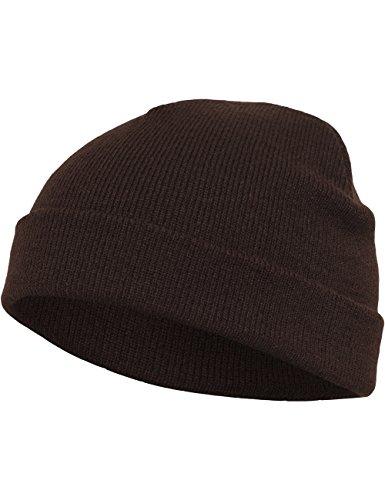 Flexfit Mütze Heavyweight Beanie, brown, one size, 1500KC-00075-0050