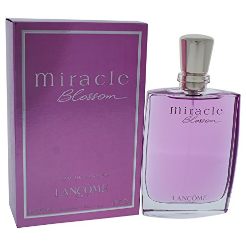 Miracle Blossom by Lancome Eau De Parfum Spray 3.4 oz / 100 ml (Women)