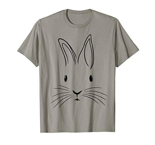Hase Osterhase mit Schlappohr Geschenk zu Ostern Frühling T-Shirt