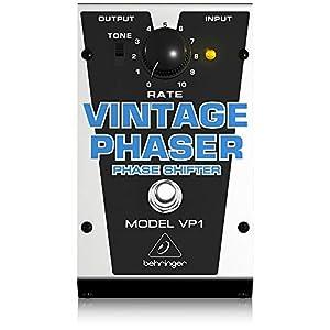 Behringer VINTAGE PHASER VP1 VintageStyle Phase Shifter