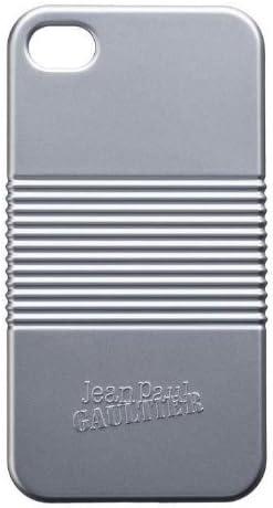 Jean Paul Gaultier JP263685 Coque pour iPhone 5/5S Métallique Argent
