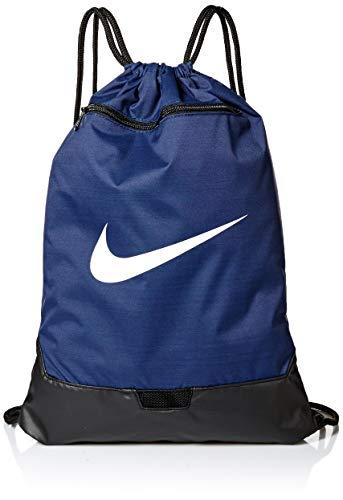 Nike NK BRSLA GMSK-9.0 (23L), Sacca Sportiva Unisex – Adulto, Midnight Navy/Black/(White), MISC