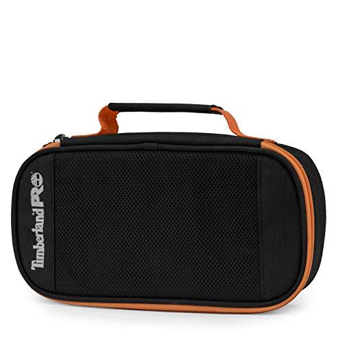 Timberland PRO Men's Travel Utility Kit Organizer, black, One Size