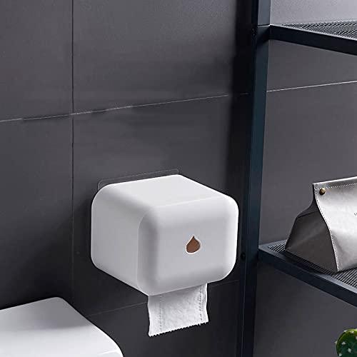 GQTYBZ Papierhandtuchspender, kein Bohren an der Wand befestigter Toilettenpapierhalter, freistehend, für Gastronomieeinrichtungen Hotel usw