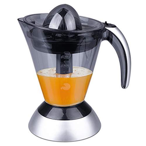 Exprimidor 1L Fácil de Operar Hogar Exprimidor de Naranja Masticating Juicer Slow Orange Juicer Jugo de Fruta Fresca Plug Juice Maker Black