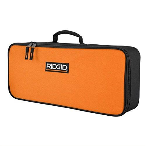 RIDGID 902110001 Contractor Tool Bag Fits RIDGID 18-Volt X4 Reciprocating Saw