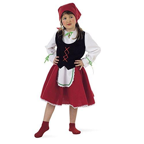 Limit Sport - Disfraz de pastorcita para niña (MI421)