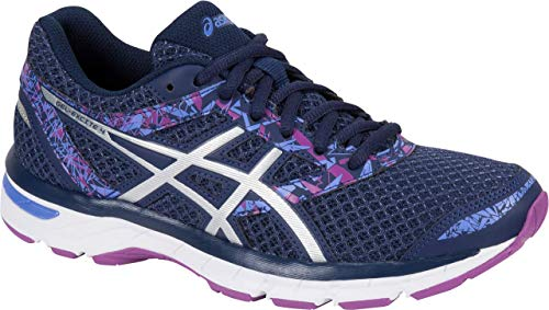 ASICS Gel-Excite 4 Women's Running Shoe, Indigo Blue/Indigo Blue/Orchid, 8 M US