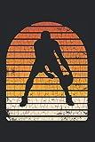 Vintage Retro Basketball-Spieler Geschenk Basketball Kalender 2021: Basketball Kalender 2021 Geschenk Lustig / Basketball Taschenkalender 2021 / ... November 20 bis Dezember 21 1 Woche pro Seite