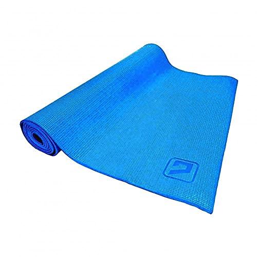 Tapete de Yoga Eva , Simples , 173*61*0.4Cm , Azul , Liveup Sports
