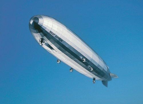 GRAF Zeppelin D-LZ 127 (Folie)