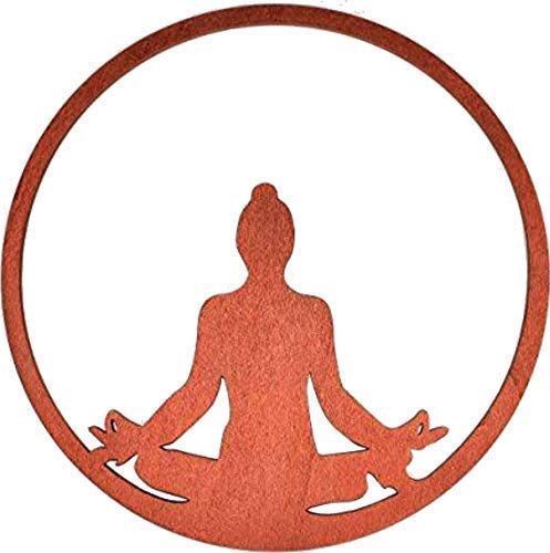 Buddha Wandbild aus Holz | verschiedene Größen und Farben | Energiebilder | Qualitätsprodukt |