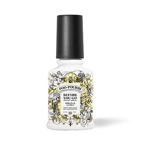 Poo pourri is a funny stocking stuffers for teenage boys.