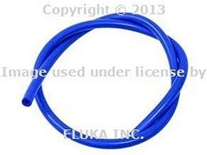BMW OEM Vacuum Hose Blue Silicone 3.5x7.5 mm (1 Meter) E28 E34 E38 E39 E46 E52 2002 530i 320i 733i 735i 630CSi 633CSi 524td 3.0S 3.0SBav 3.0Si 530i 740i 740iL 740iLP 750iL 750iLP 540i 540iP 325Ci 325i 325xi 330Ci 330i 330xi M3 ALPINA V8 X5 4.4i X5 4.6is 745i 750i 760i ALPINA B7 745Li 750Li 760Li X5 M X5 35iX X6 35iX X6 50iX X6 M 128