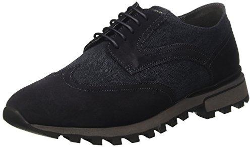 Alberto Guardiani Forrest SS, Sneaker a Collo Basso Uomo, Blu, 41 EU