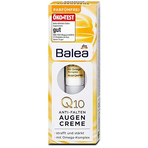 Balea Anti-Falten Augencreme Q10, 15 ml