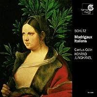 Italian Madrigals Swv 1-19 by Schutz