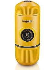 Wacaco Nanopresso draagbare espressomachine, kleine reiskoffiemachine,