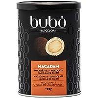 MACADAM BUBÓ - 190g (Nuez de Macadamia, chocolate blanco y vainilla de Tahiti)