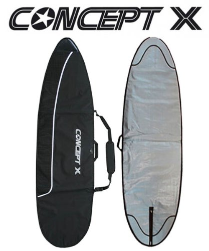 Concept X Boardbag Wave Short: Länge: 6,0