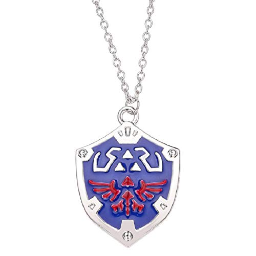 AZYVv Anime Juego Online The Legend Of Zelda Collar Clavicle Chain Unisex