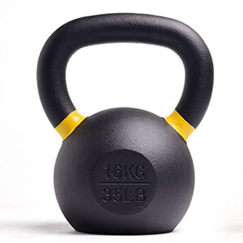 Ferro Kettlebell. Sollevamento pesi, Manubri Allenamento per La Forza, di Forma Fisica di Perdita di Peso, Attrezzature Per Il Fitness A Casa, 4/6/8/10/12/14/16/18/20/24/28/32KG