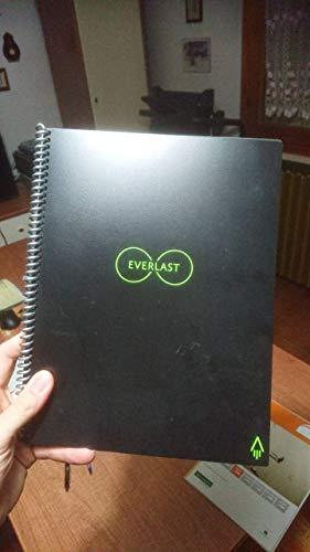 Rocketbook Core Quaderno Smart – Cancellabile,...