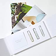 Perfume Sample Set for Women by PHLUR - Clean, Hypoallergenic, Vegan and Cruelty Free. Includes Hanami, Sandara & Olmsted & Vaux Fragrances (2 ml)