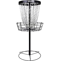 Black Hole Pro Portable Disc Golf Basket
