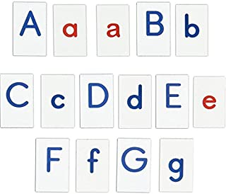Really Good Stuff 301469 Really Good Stuff Magnetic Alphabet Letter Tiles