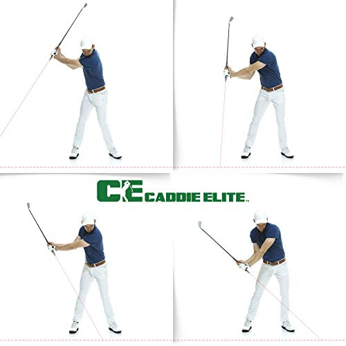 Caddie Elite Plane Sight Laser Golf Training Aid