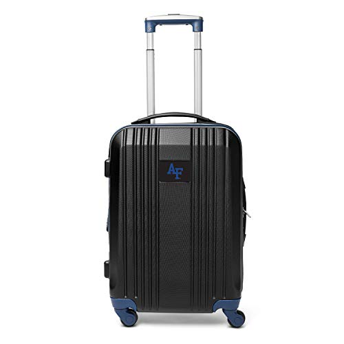 Read About Denco NCAA Round-Tripper Two-Tone Hardcase Luggage Spinner
