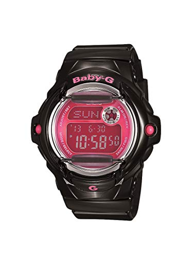 Baby G Quartz Casio WR Shock Resistant Watch