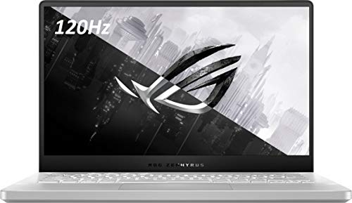 ASUS - ROG Zephyrus G14 14' Gaming Laptop - AMD Ryzen 9 - 16GB Memory - NVIDIA GeForce RTX 2060 - 1TB SSD - Moonlight White