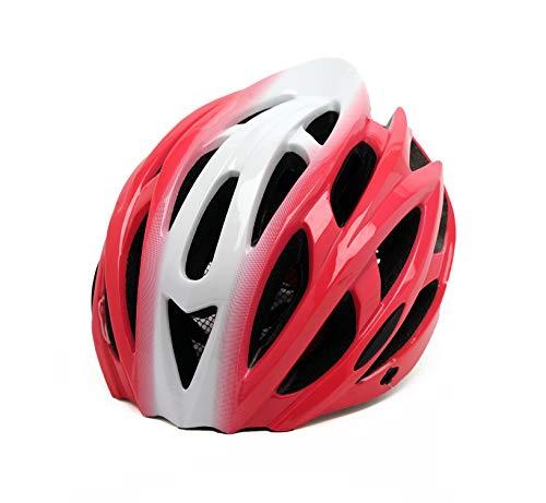Ladies Bike Helmet with Bright LED Light for High Visibility | UK Brand |...