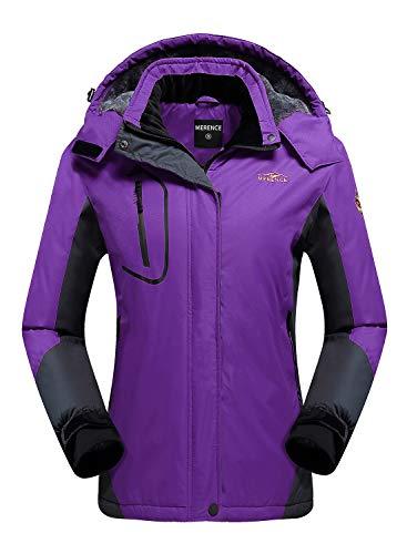 여성산 방수 스키 재킷 방풍 레인 재킷