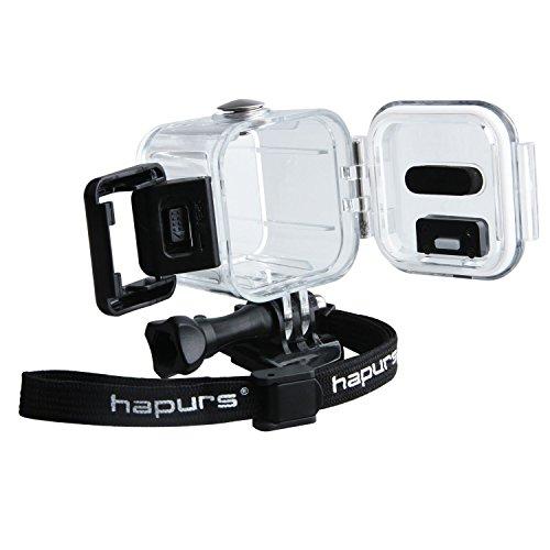 Hapurs Tauchen Wasserdichte Gehäuse Schutzhülle für GoPro Hero 4 Session 5 Session Sport Kamera Zubehör