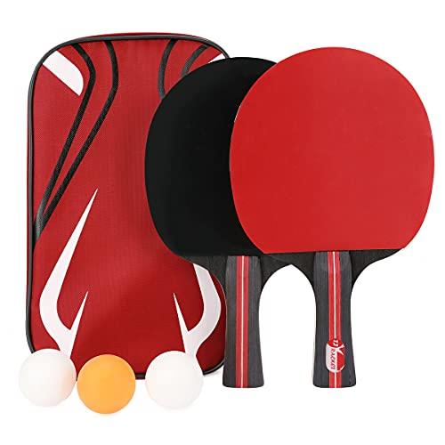 Weeygo Unisex Adult Juego de Tenis de Mesa, Red, S