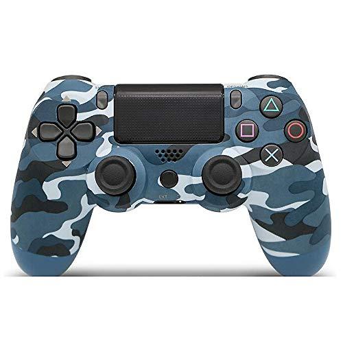FWwD Wireless-Game-Controller, PS4 Vier Generationen Schwingungsrückkopplung angewendet Bluetooth PC / PS4 / Dampf drahtlosen Spiel controlle zu handhabe
