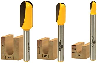 Best 3/8 round nose router bit Reviews