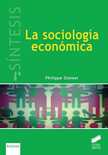 La sociología económica (Libros de Síntesis)