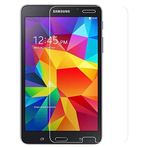 WildCard India 9H Impossible Tech Protection/Temper Proof/Flexible Screen protector for Samsung T330 Galaxy Tab 4 8.0 (1 9H Tab Screen Protector) -Not a Tempered Glass