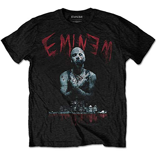 Terminal Eminem: Bloody Horror (T-Shirt Unisex Tg. L) Merchandising Ufficiale
