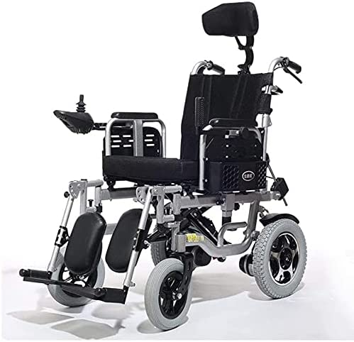 SXDYJ Electric Fashion Wheelchair Folding Disabled Courier shipping free shipping