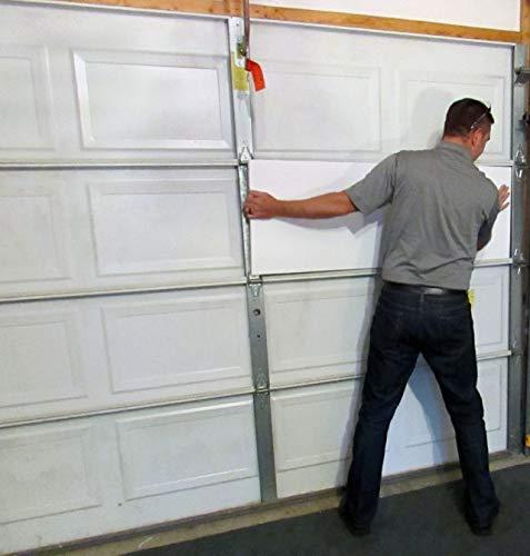 Matador SGDIK001 Garage Door Insulation, Large, White