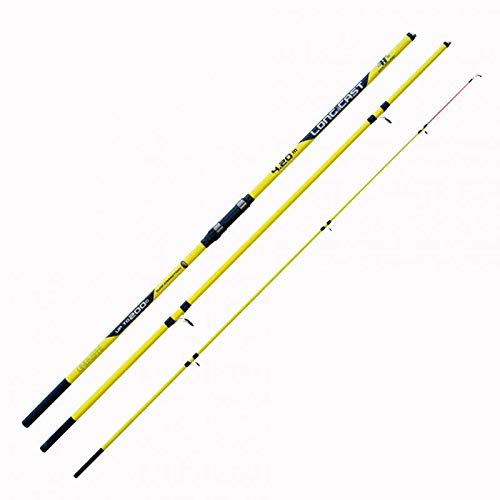 Lineaeffe Long Cast 4.20 m Up to 200 g Cañas de Pescar Surfcasting Telescópica
